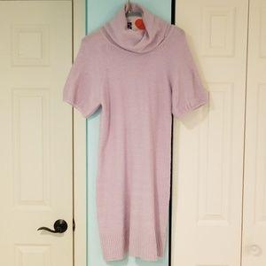 Lavender Kensie Sweater Dress